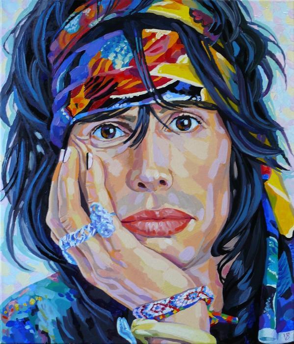 Steven Tyler by Vasilina